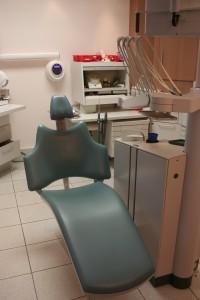 Le fauteuil de soins